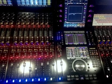 Directors cut S6 mixing desk