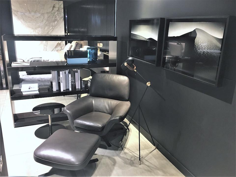 Minotti Margaret street office set design